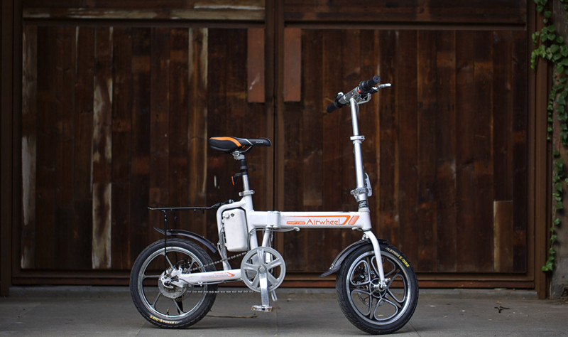 plus léger scooter électrique