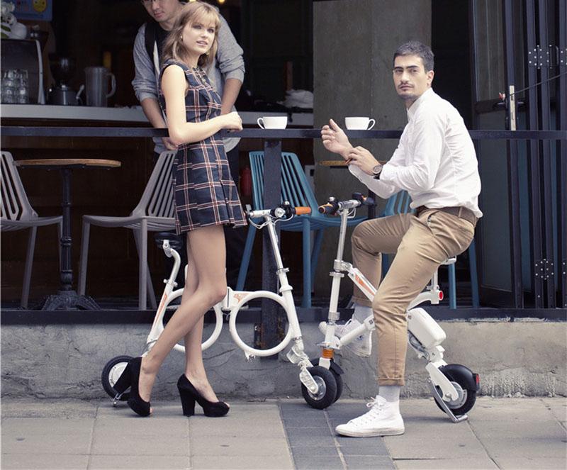 pliable E vélo