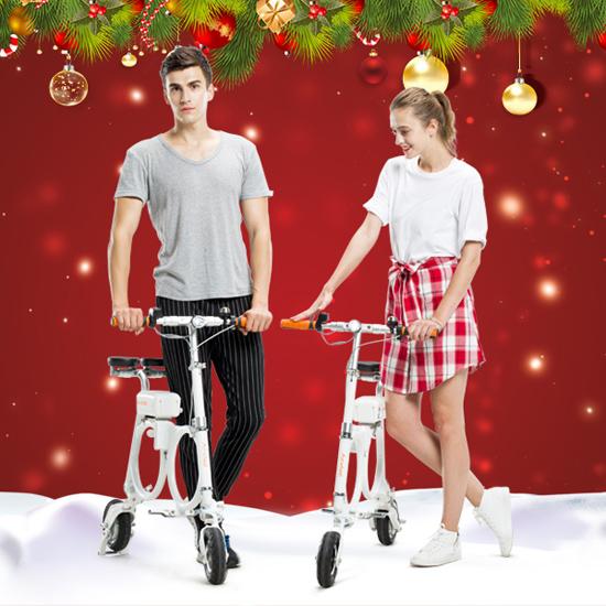 scooter électrique portable pour les adultes