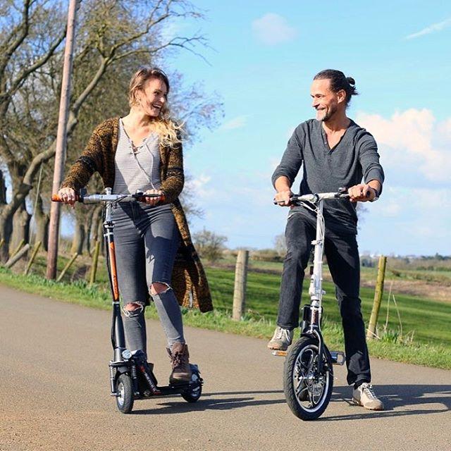 Airwheel vélo électrique
