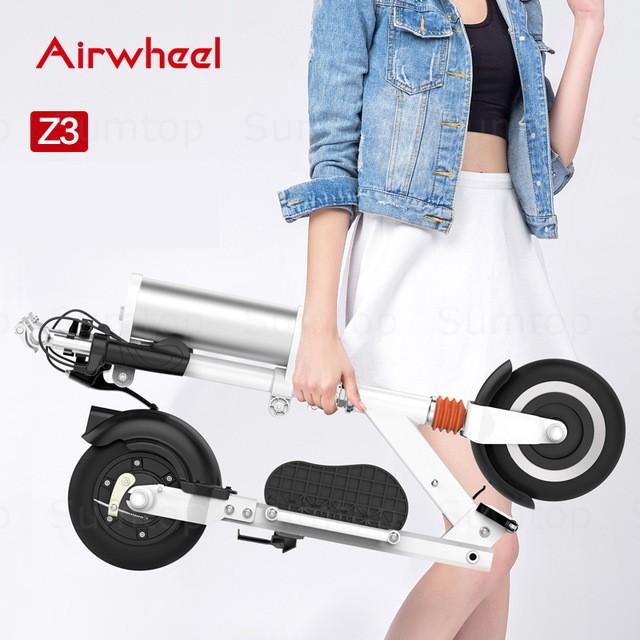 2017 scooter électrique