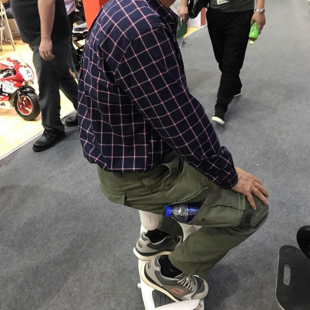 S8 auto-équilibrage scooter électrique