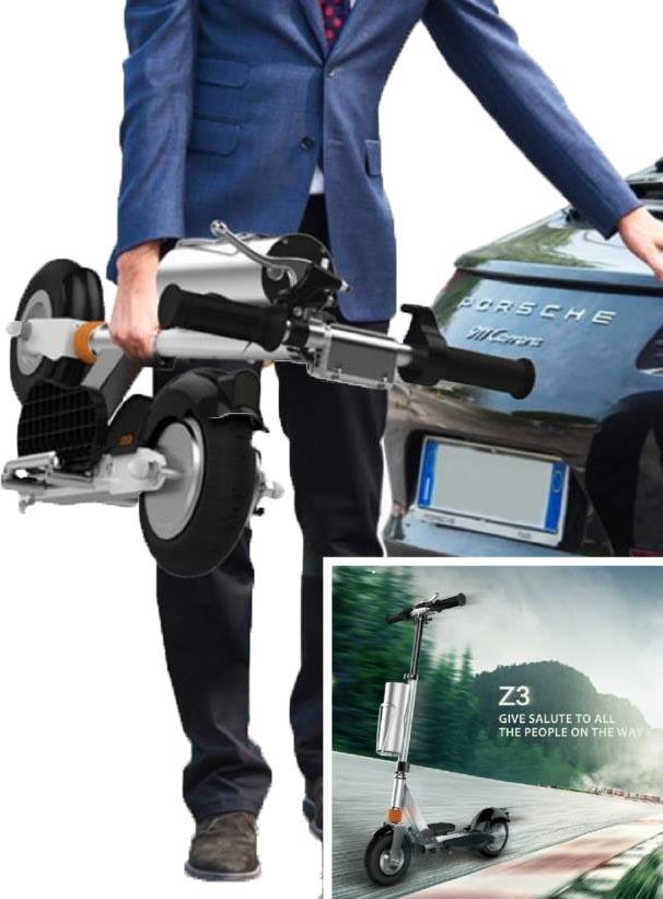 scooter motorisé pour les adultes