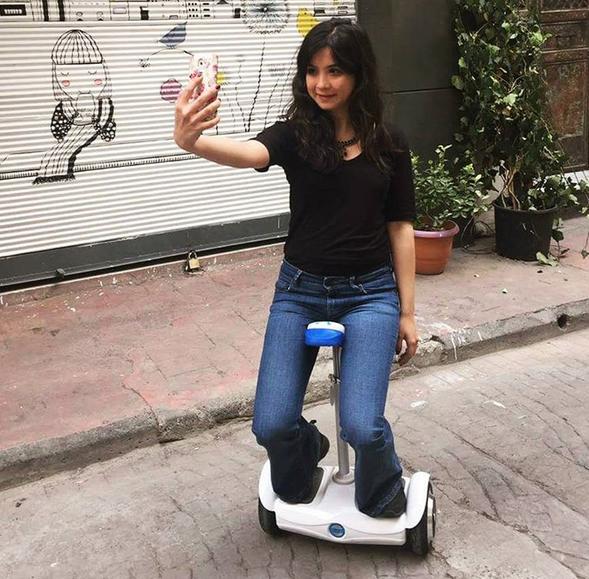 yamaha scooter électrique