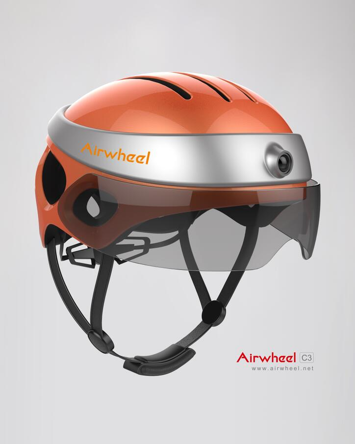 Airwheel c3 casque intelligente