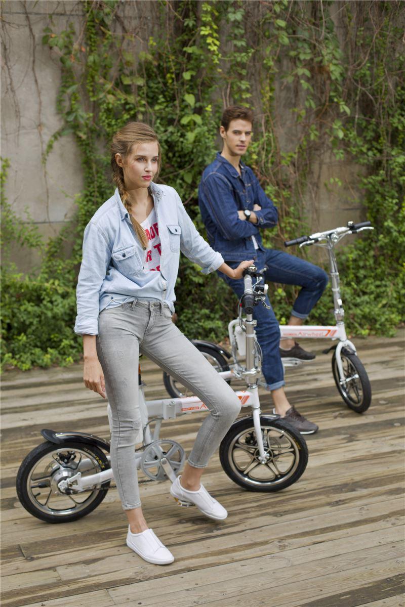 scooter électrique pour personnes âgées