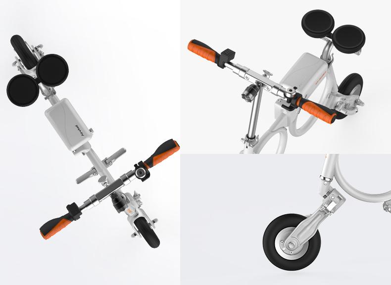 scooter motorisé électrique