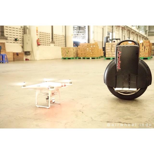 Airwheel, scooter électrique, auto-équilibrer scooter électrique