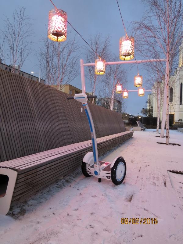 Airwheel,2-ruedas eléctrico scooter