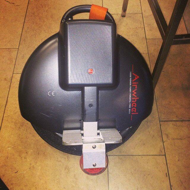 Airwheel, auto équilibrage scooter électrique, scooter auto-équilibrage, seul scooter de roue