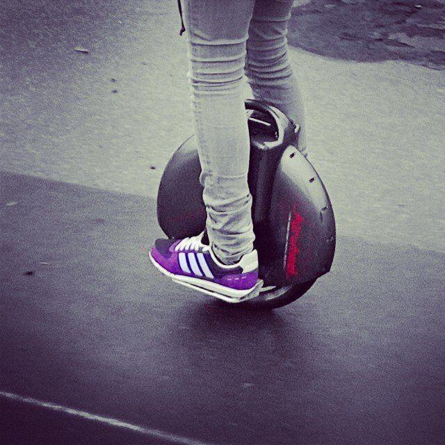 seule roue scooter électrique, Airwheel X8