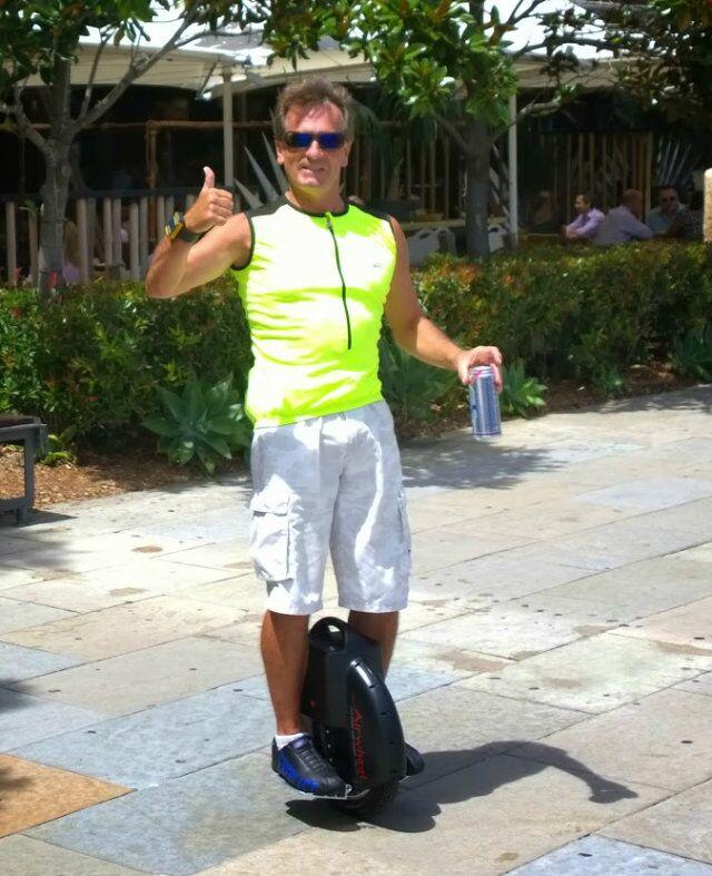 seule roue scooter électrique, Airwheel