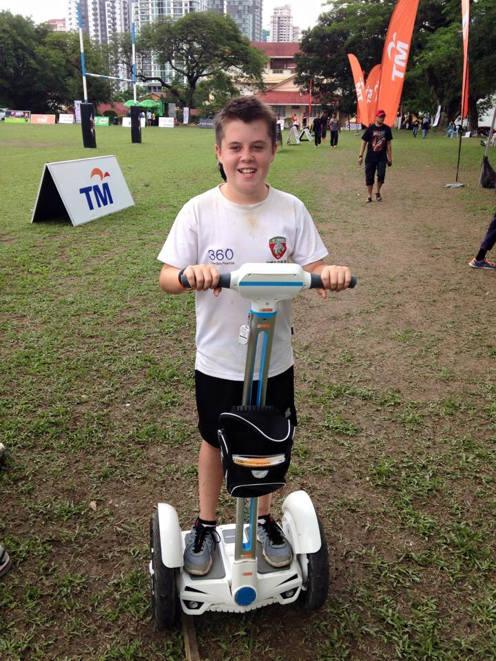 Airwheel s3, monoroue et monocycle électrique