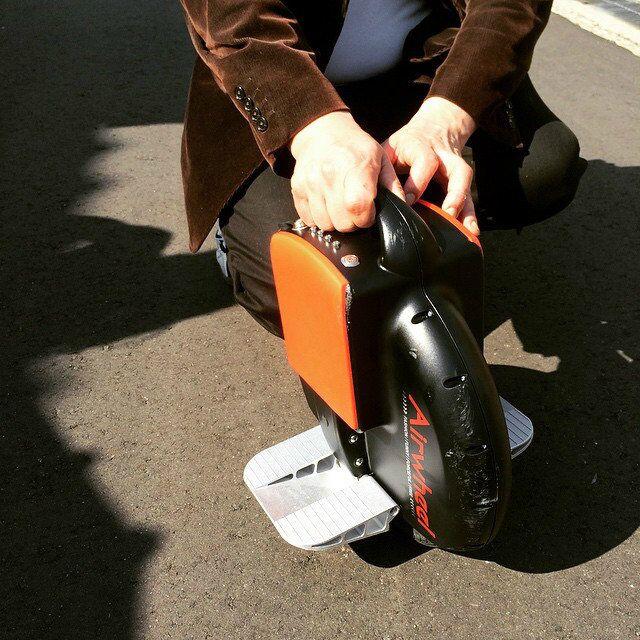 seule roue scooter électrique, Airwheel X3
