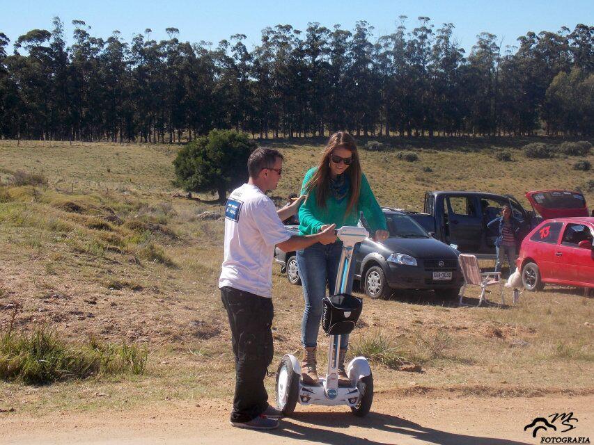 auto équilibrage scooter électrique, Airwheel