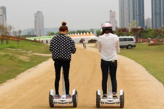 Airwheel, 2-roues scooter électrique