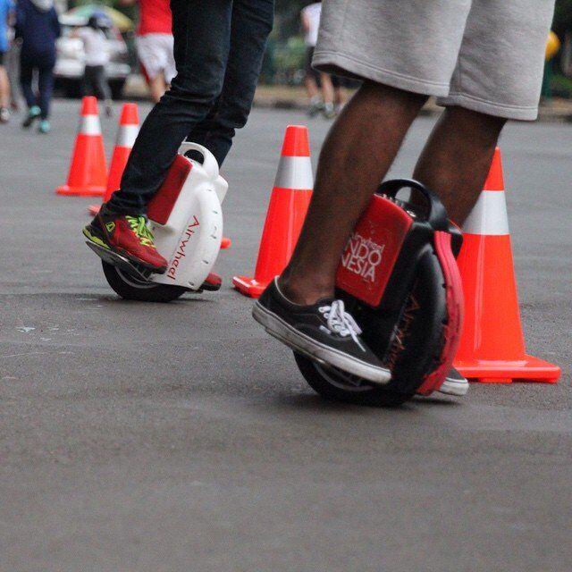 Airwheel X3, scooter magnifique