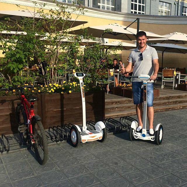 Airwheel S3, 2-roues scooter électrique