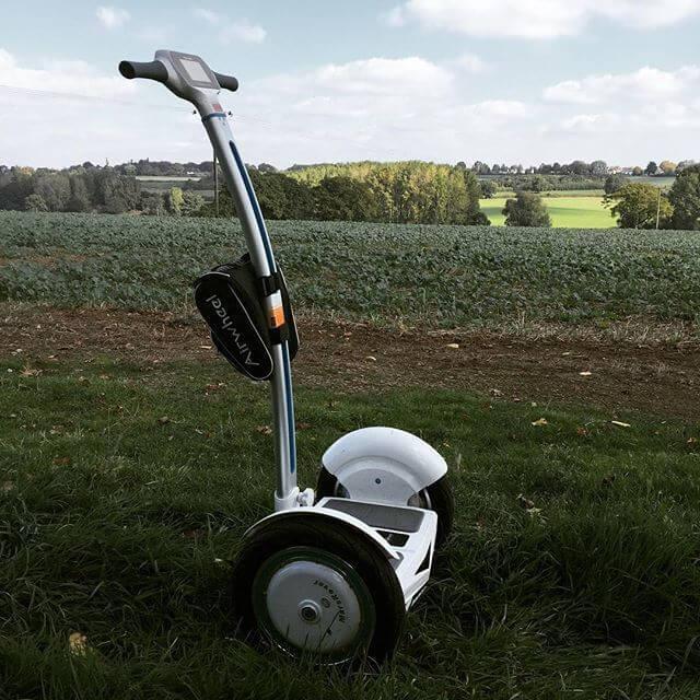 Airwheel S3, monocycle électrique