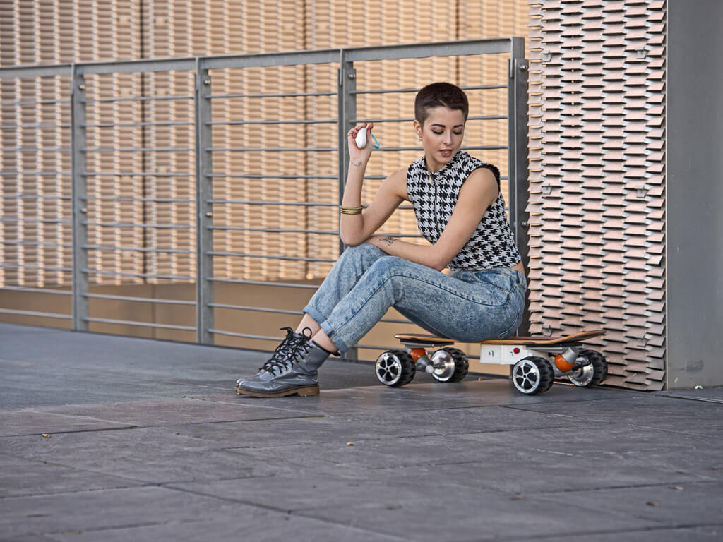 Airwheel m3 scooter écologique
