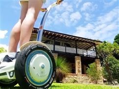 two wheels self balance electric scooter