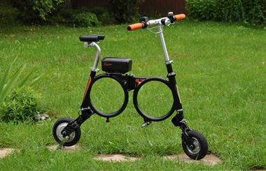 Airwheel E3 folding ebike