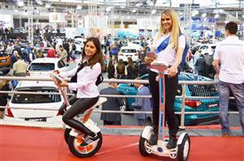 electric scooter review singapore Airwheel A3
