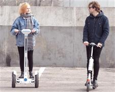 the scooter with one wheel Airwheel Z3