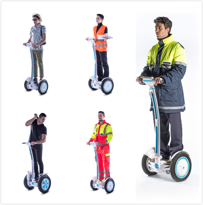 auto-équilibrage scooter électrique