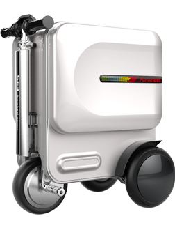 Airwheel SE3 is not only a storage travel equipment, but also a personal equipment that can be used for transportation.