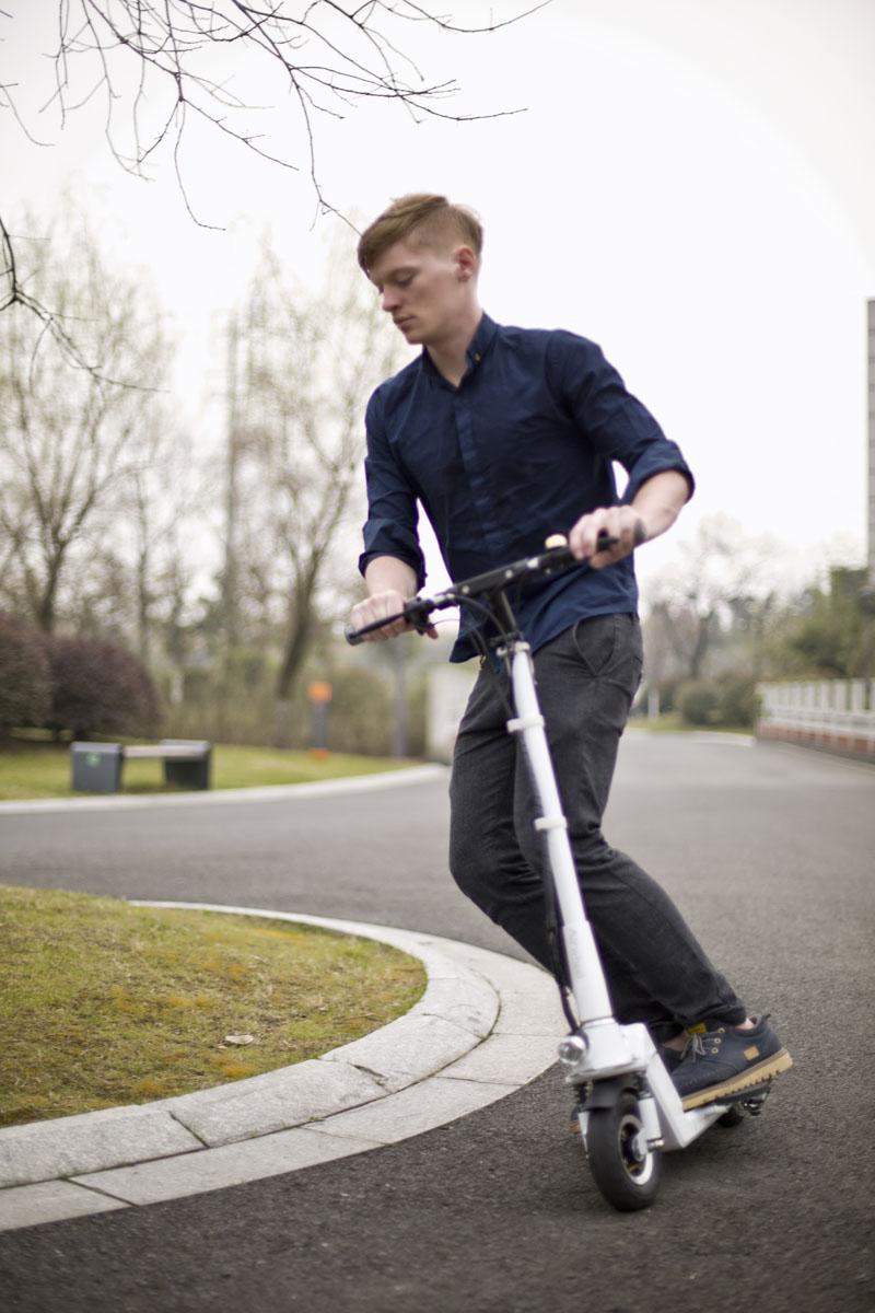 roue scooter electrique