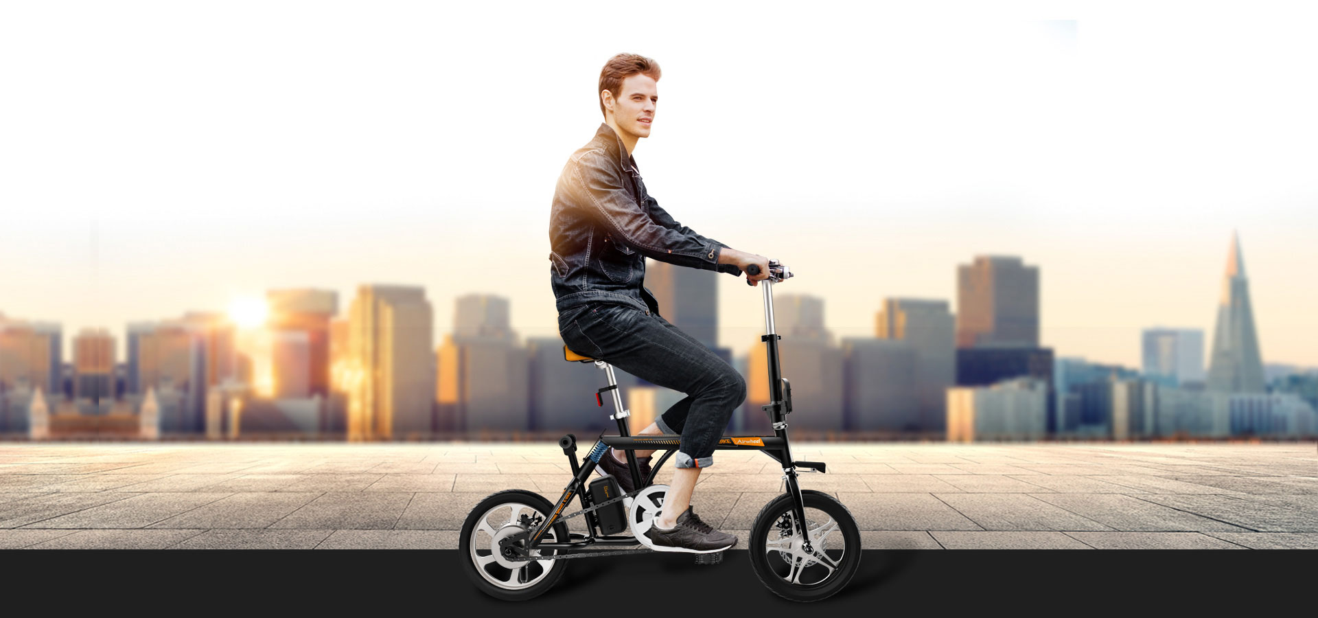 Airwheel R3electric assist bike kit